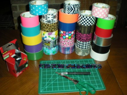How To Sell Duct Tape Crafts